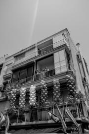 Gejowska duma w Tel Awiwie