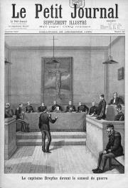 Alfred Dreyfus przed Sądem Wojennym