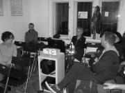 Spotkanie z dr Eleonorą Bergman poświęcone Synagodze Nowej (Wielkiej)