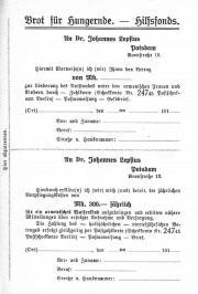 Formularz wpłaty na fundusz ormiański