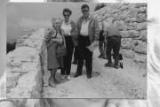 Od Lewej: Anna Krasnikucka, Lala Ajlenberg i jej syn Josi