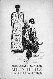 Trzy sztuki teatralne Else Lasker - Schuler