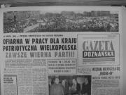 Oczyścić Poznań z syjonistów