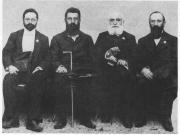 Max Nordau na Kongresie Syjonistycznym