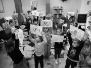 Warsztaty dla dzieci organizowane przez Stowarzyszenie