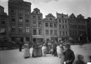 Poznań, ul. Żydowska, początek XX wieku