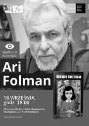 Spotkanie z Arim Folmanem