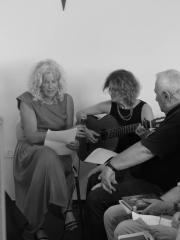 Spotkanie w Instytucie Kultury Polskiej w Tel Avive poświęcone pamięci Miriam Akavii