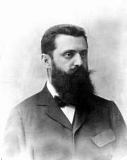 Rocznica śmierci Teodora Herzla