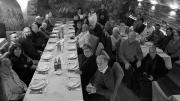 Podczas kolacji szabatowej